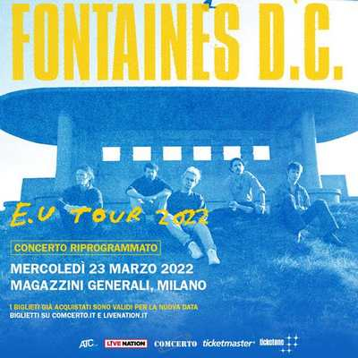 Fontaines DC