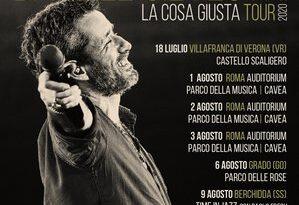 Daniele Silvestri Live estate 2020