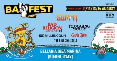 Bay Fest 2021 W/ Sum 41