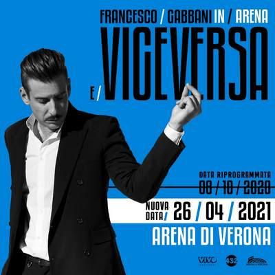 Francesco Gabbani Arena 2021