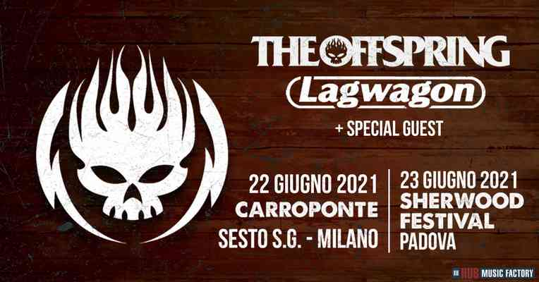 Offspring e Lagwagon