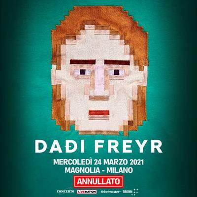 Dadi Freyer annullo