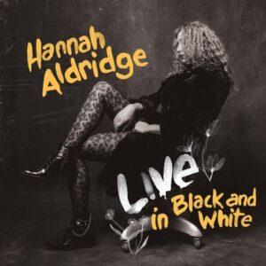 Hannah Aldridge Cd Live cover