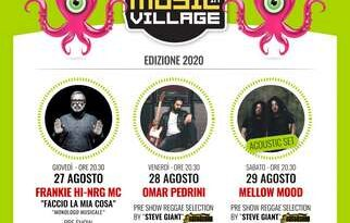 Music In village 2020