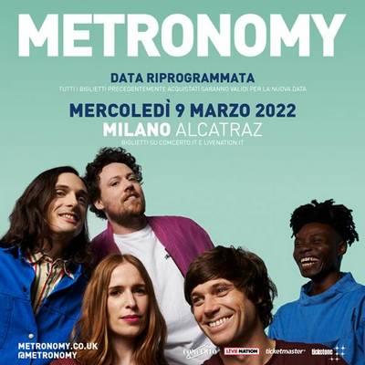 Metronomy 2022