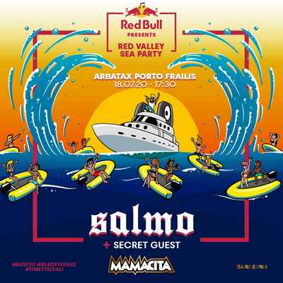 Salmo Red Valley Sea Party