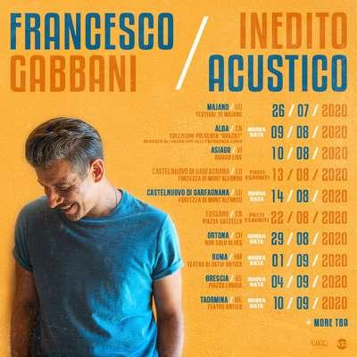 Francesco Gabbani - Inedito Acustico