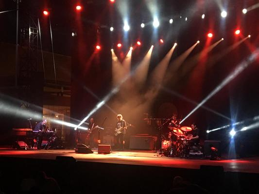 MAX GAZZÈ  live roma