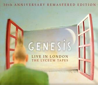 Genesis Live 1980 Londra