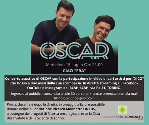 Oscar ricorda Bosso