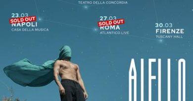Aiello tour 2021