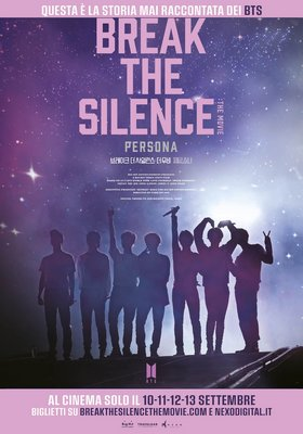 BTS BREAK THE SILENCE: THE MOVIE Poster