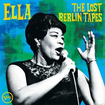 Ella Fitzgerald Cover Cd live