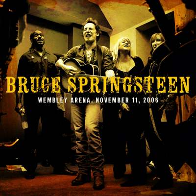 BRUCE SPRINGSTEEN _ cd live wembley arena