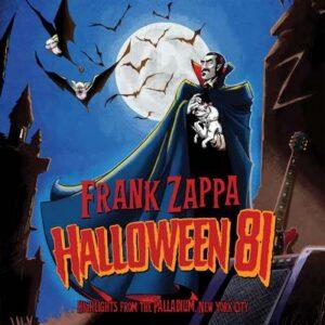FRANK ZAPPA - HALLOWEEN 1981