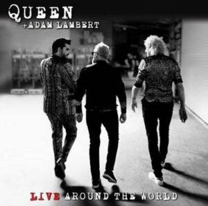 Queen + Adam Lambert Cover CD Live