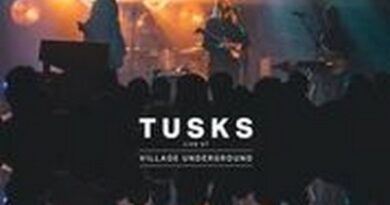 Tusks Cd live cover