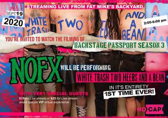 Nofx Live Streaming