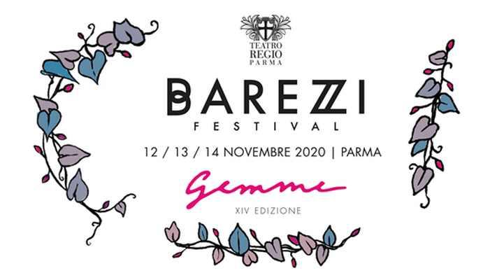 Barezzi Festival 2020 Logo