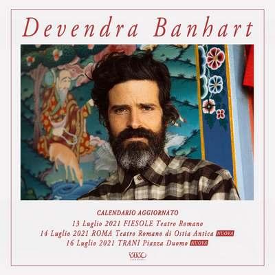 Devendra Banhart live 2021
