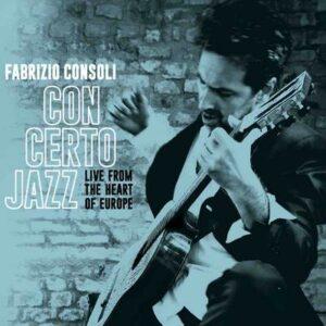 Fabrizio Consoli Cover Cd Live