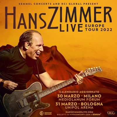 Hans Zimmer tour 2022