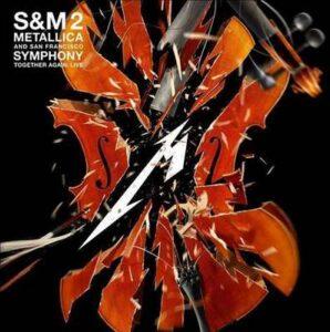 Metallica Cover Cd Live con orchestra