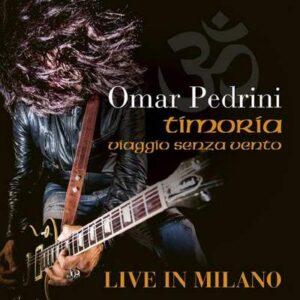 Omar Pedrini Cd Live