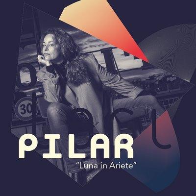 Pilar la luna in Ariete