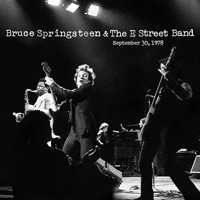 Bruce springsteen cover Live Atlanta 78