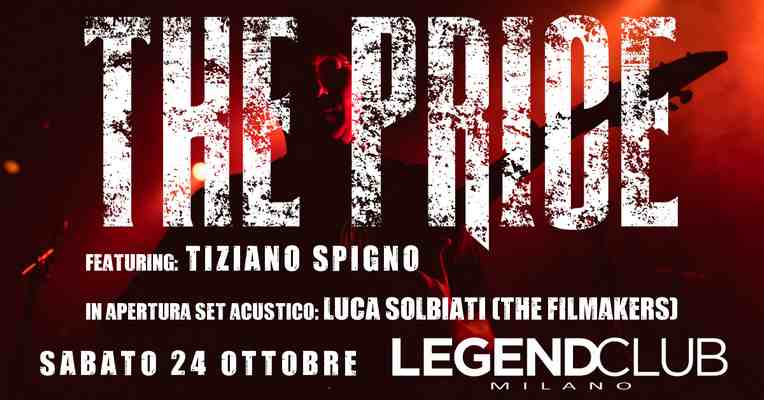 The Price Live Milano
