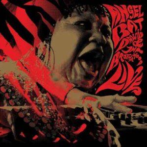 ANGEL BAT DAWID cover cd live