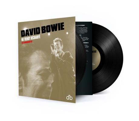 David Bowie Live Birmingham 95 Vinile