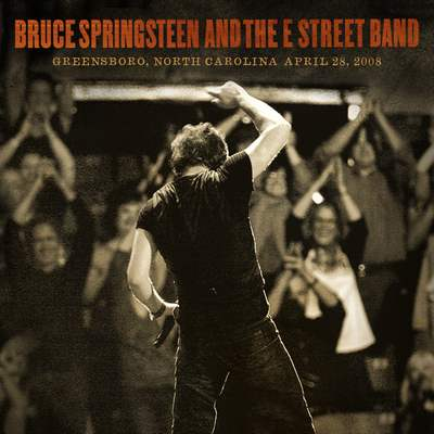 Bruce springsteen Live Greensboro