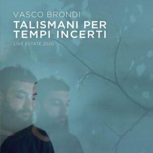Vasco Brondi Talismani Cover
