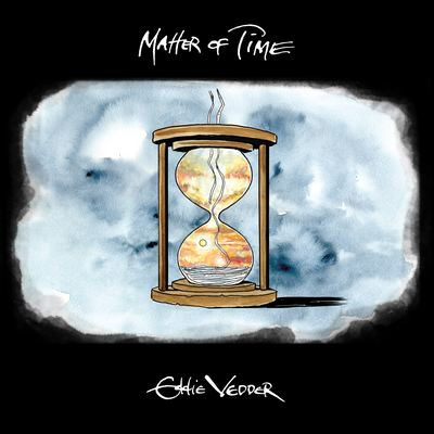 Eddie Vedder Matter of time cover
