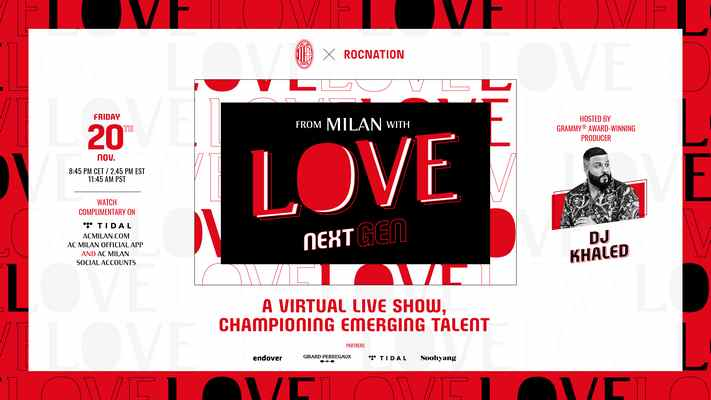 From Milan To Love