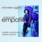 Antonella Ruggiero - Empatia Cover CD