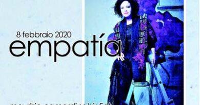 Antonella Ruggiero - Empatia Cover CD