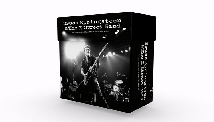 Springsteen Box Live 78