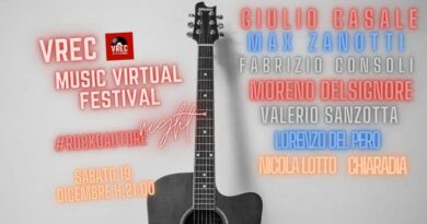 Vrec music virtual festival day 2