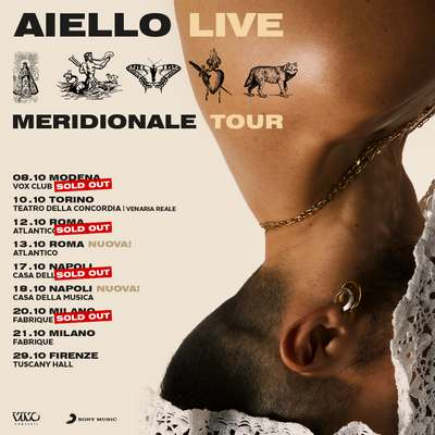 Aiello - Meridionale tour