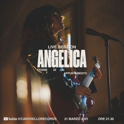 Angelica live streaming