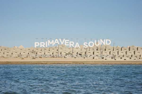 Primavera sound Barcellona