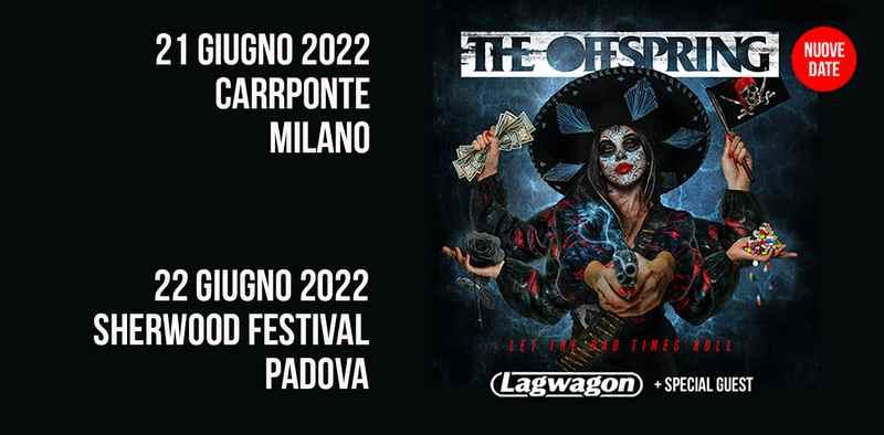 THE OFFSPRING+LAGWAGON: 2022