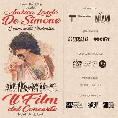 ANDREA LASZLO DE SIMONE: