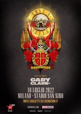 Guns 'n Roses 2022