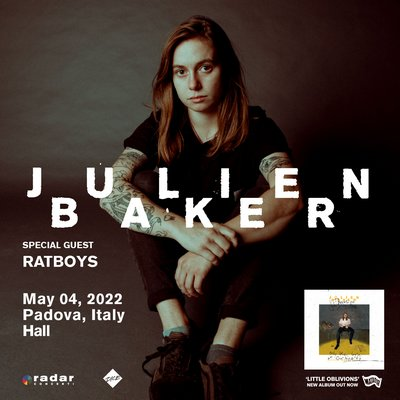 Julien Backer live 2022