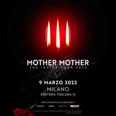 Mother Mother live 2022