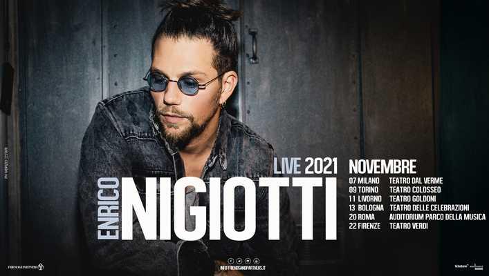 Enrico Nigiotti Teatri 2021